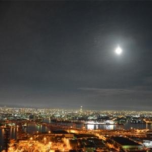 京都のサプライズコスモタワー(大阪府咲洲庁舎展望台)