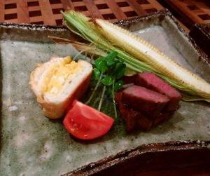 京都のサプライズRestaurant Makiya