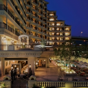 京都のサプライズホテル ラ・スイート神戸ハーバーランド