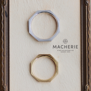 マシェリプリモの結婚指輪1