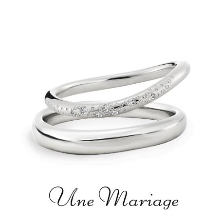 京都でおすすめのアンティークな結婚指輪でアンマリアージュのバニラ