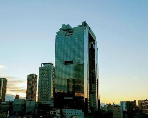 梅田でオススメのプロポーズスポットといえば梅田スカイビル