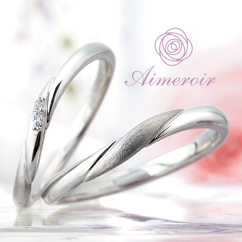 京都でおすすめのアンティークな結婚指輪でエメルワールのバレリアン