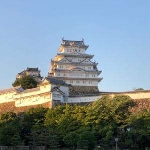 京都のサプライズ姫路城