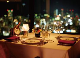 京都のサプライズホテルオークラ神戸 レストランエメラルド