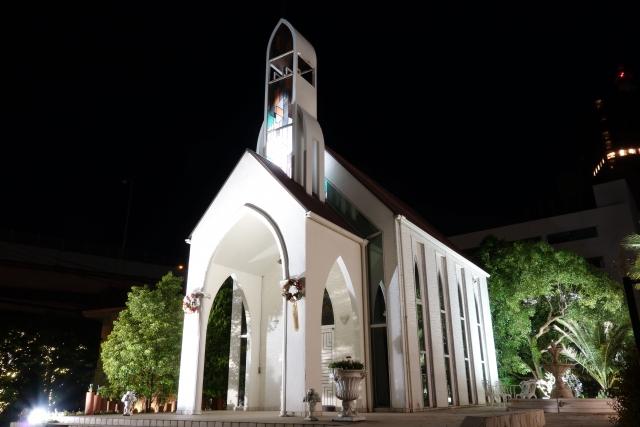 京都のサプライズ 神戸セントモルガン教会