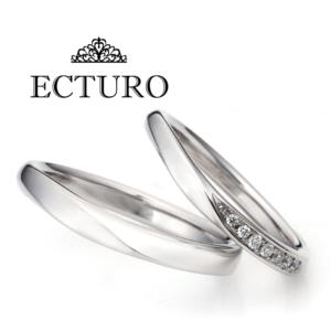 京都ECTURO結婚指輪BEAURO01゜