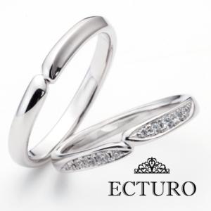 京都ECTURO結婚指輪BEAURO02゜