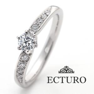 京都ECTURO婚約指輪BEAURO02゜