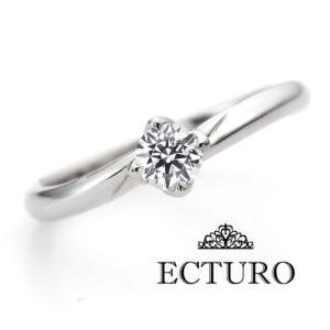 京都ECTURO婚約指輪BEAURO03゜