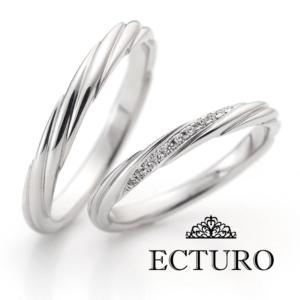 京都ECTURO結婚指輪BEAURO04゜