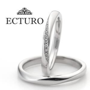 京都ECTURO結婚指輪BEAURO05゜