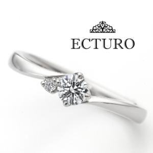 京都ECTURO婚約指輪BEAURO05゜