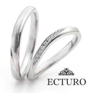 京都ECTURO結婚指輪BEAURO03゜