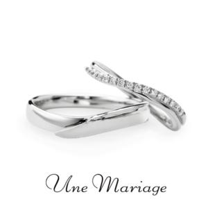 京都UneMariage結婚指輪Le ton d'un vent(ルトンダンヴァン)正規取扱店
