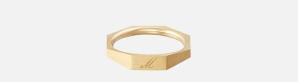 マシェリプリモの結婚指輪3