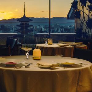 京都のサプライズレストランひらまつ 高台寺