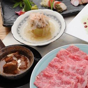 京都のサプライズ京都牛懐石 「稲吉」