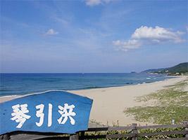 京都のサプライズ琴引浜