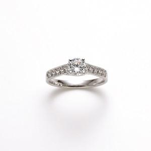 京都婚約指輪ジュエリーリフォーム4