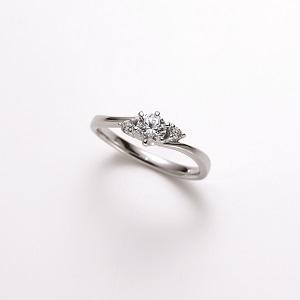 京都婚約指輪ジュエリーリフォーム15