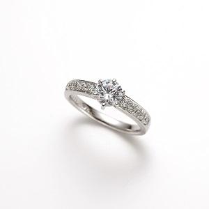 京都婚約指輪ジュエリーリフォーム16