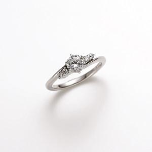 京都婚約指輪ジュエリーリフォーム17