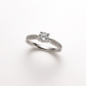 京都婚約指輪ジュエリーリフォーム18