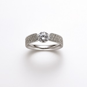 京都婚約指輪ジュエリーリフォーム3