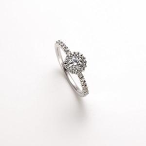 京都婚約指輪ジュエリーリフォーム6