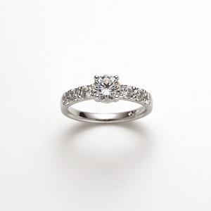 京都婚約指輪ジュエリーリフォーム8