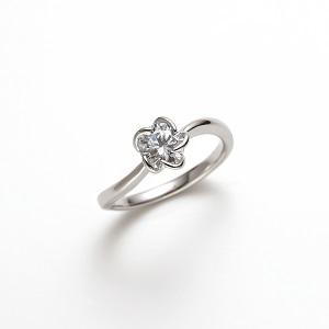 京都婚約指輪ジュエリーリフォーム11