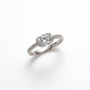 京都婚約指輪ジュエリーリフォーム9