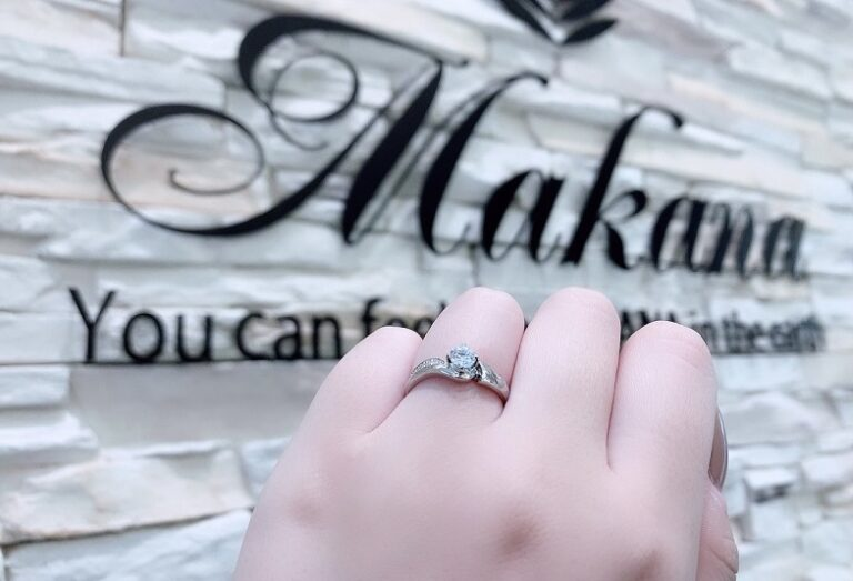 マカナ婚約指輪京都