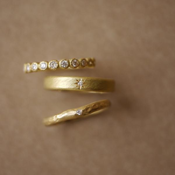 YUKAHOJOユカホウジョウの婚約指輪