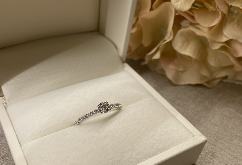 婚約指輪京都