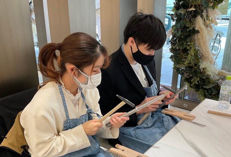 手作り指輪京都