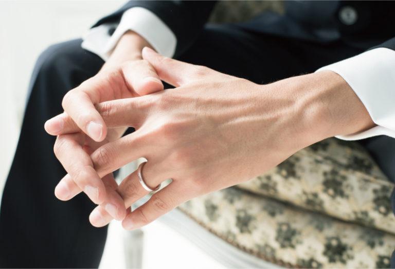 京都結婚指輪