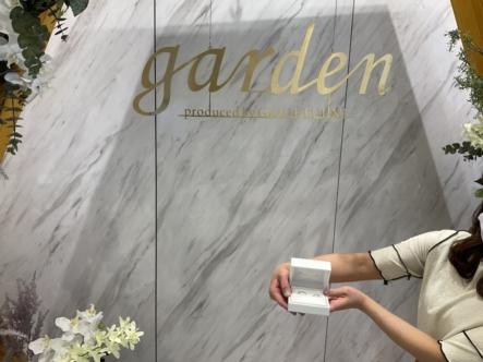 滋賀県・大津市|パイロットブライダルの結婚指輪をご成約いただきました