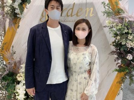 大阪府・高槻市|フィッシャーの結婚指輪をご成約いただきました