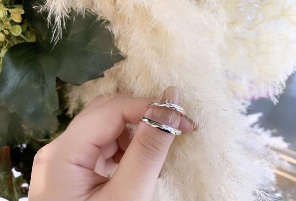 プリート結婚指輪