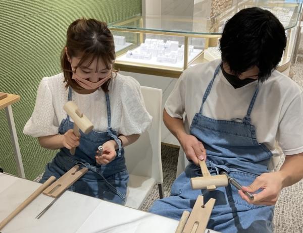 京都市手作り指輪