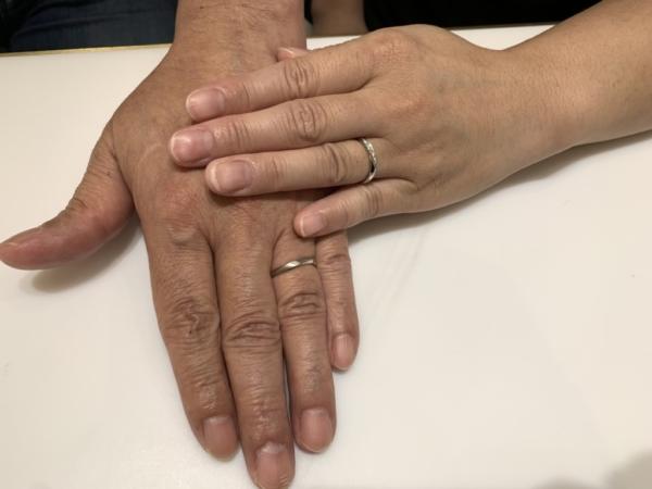 京都高品質結婚指輪