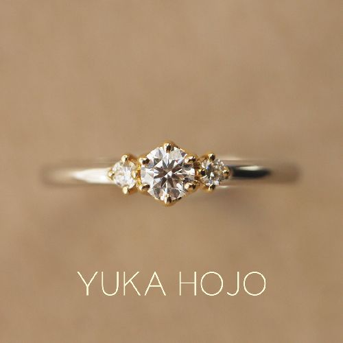 大阪北摂婚約指輪ものがたり