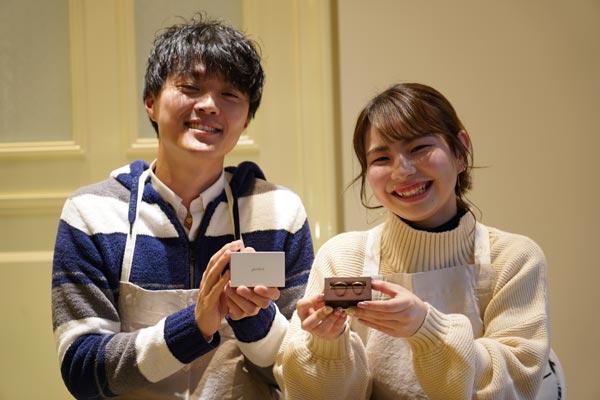 大阪梅田手作り結婚指輪