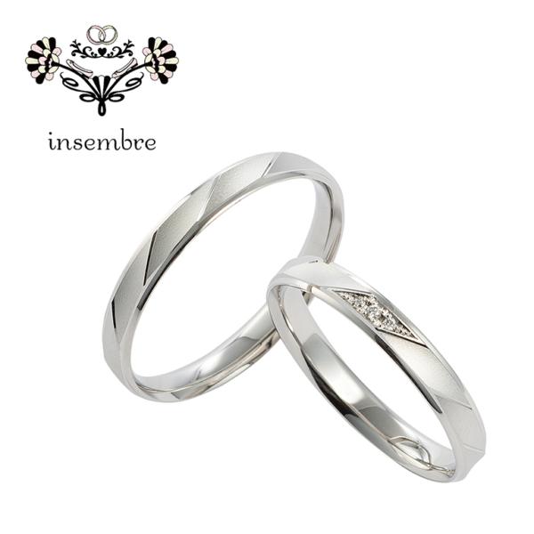 滋賀結婚指輪人気インセンブレ