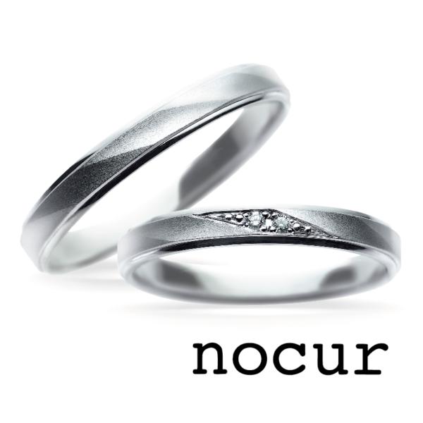 ノクル大阪結婚指輪人気